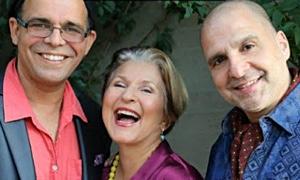 Requinte Trio 'The Northern Sea' With Janis Siegel, John Di Martino & Nanny Assis!