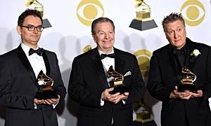 "Pablo Ziegler Trio - 2018 Grammy Winner ""Best Latin Jazz Album"" For ""Jazz Tango"""