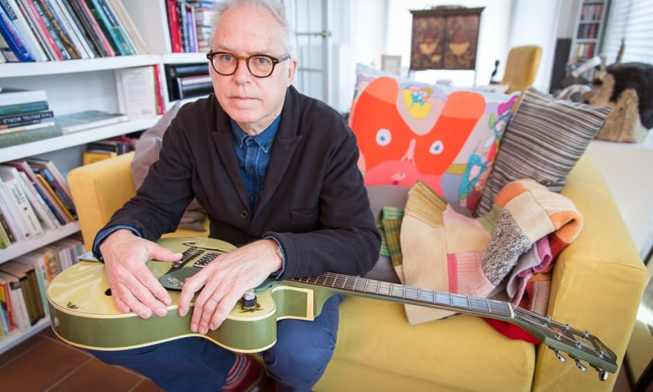 Bill Frisell: 40 Years Of Friendship, Music And Mischief With Hal Willner