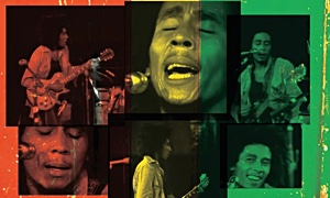 Jazz article: Bob Marley and the Wailers: The Capitol Session '73