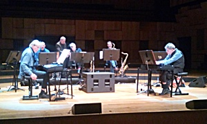 Read Philip Glass & Philip Glass Ensemble at Malmo Live Konserthus,  Sweden