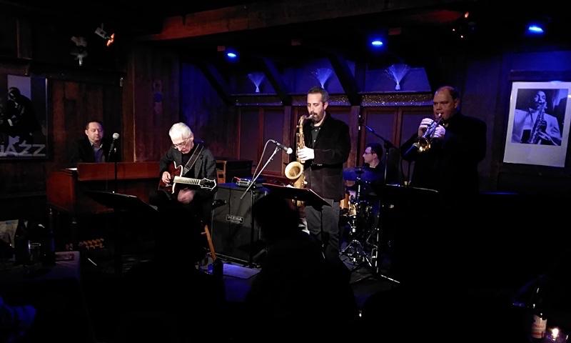 Pat Martino Quintet at Chris' Jazz Cafe