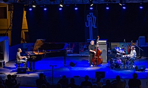 Interview with Matthew Shipp trio at Ai Confini tra Sardegna Jazz 2019