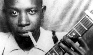 Read Up Jumped the Devil: The Real Life of Robert Johnson by Bruce Conforth & Gayle Dean Wardlow