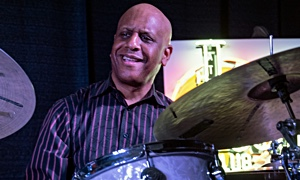 Read Billy Drummond at Attucks Jazz Club