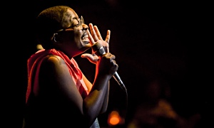 Cecile McLorin Salvant at Blue Note in Milan