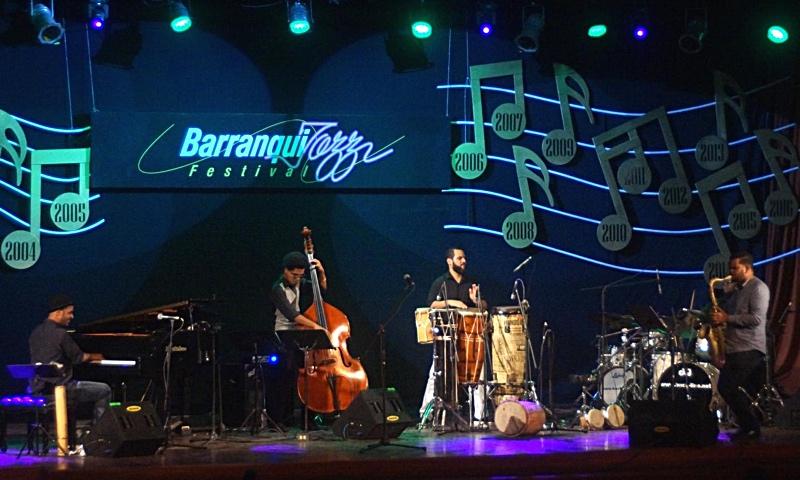 Barranquijazz Festival 2016