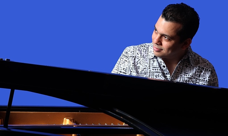 Take Five with Cesar Orozco