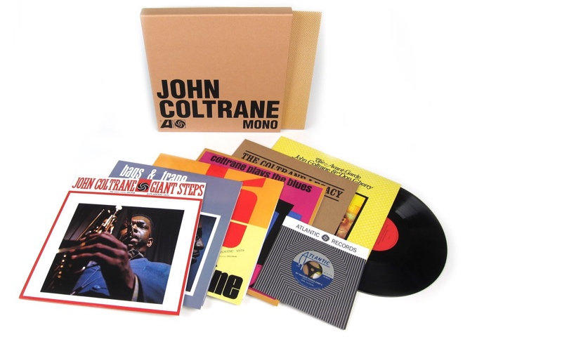 John Coltrane: The Atlantic Years in Mono