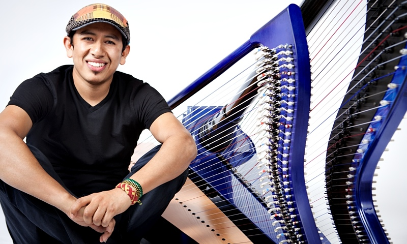 Edmar Castaneda: A World Of Music