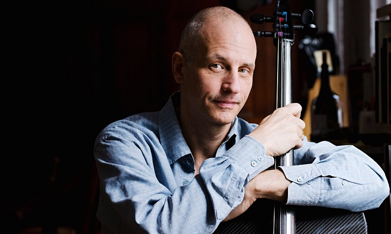 Erik Friedlander: A Little Cello?