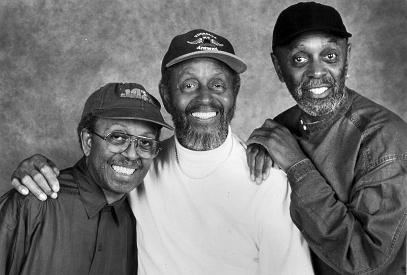 We Three Kings: The Heath Brothers