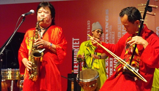 Hong Kong International Jazz Festival, Days 1-3, September 25-27, 2011