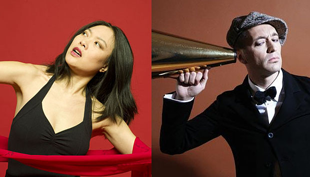 Jen Shyu and Theo Bleckmann: Breaking the Song Barrier