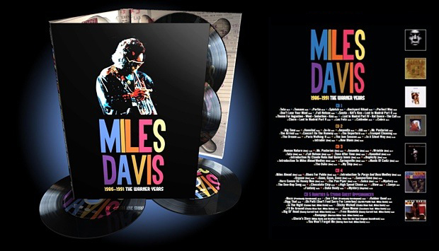 Miles Davis: 1986-1991 The Warner Years
