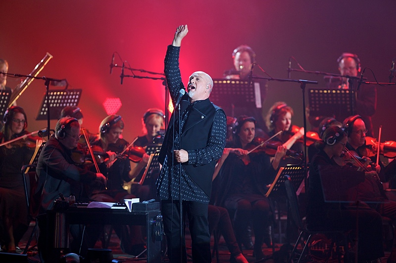 Peter Gabriel: What a Difference Two Decades Make