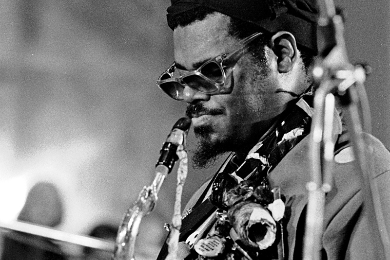 Roland Kirk: Here Comes The Whistleman