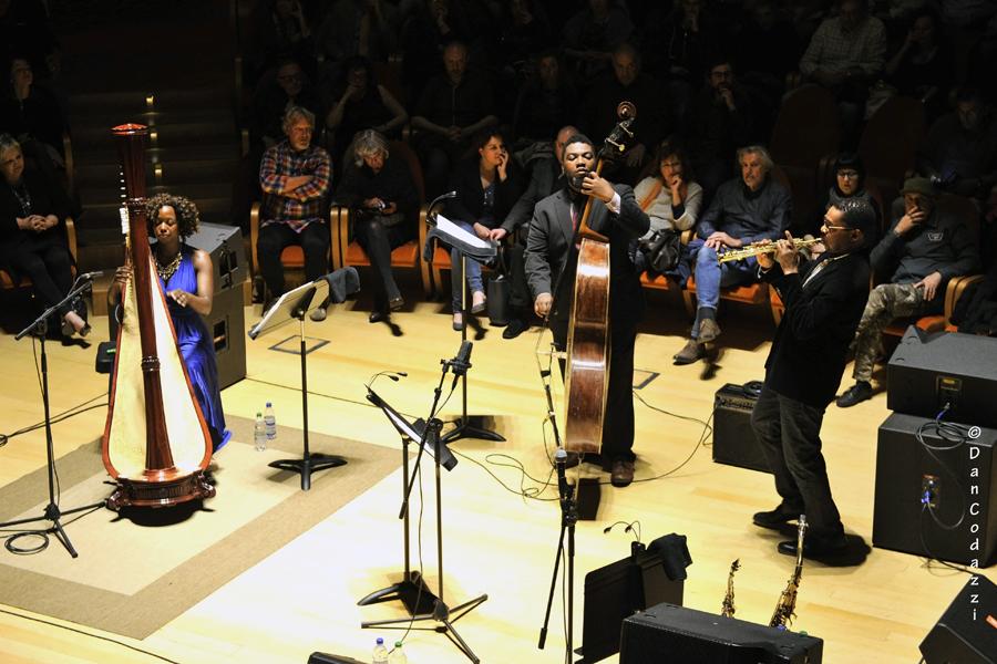 Coltrane-Younger-Douglas Trio al Cremona Jazz