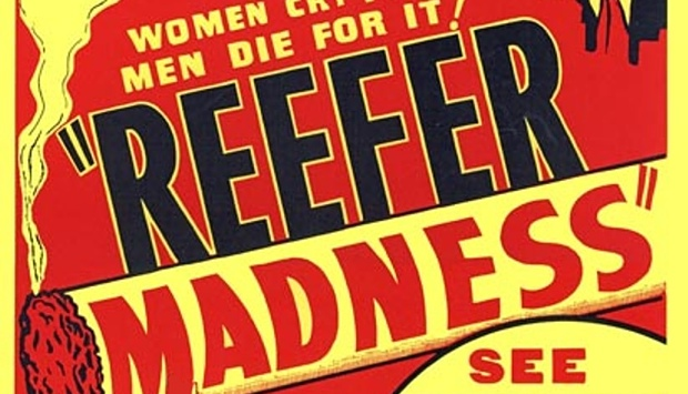 Reefer Madness and Me