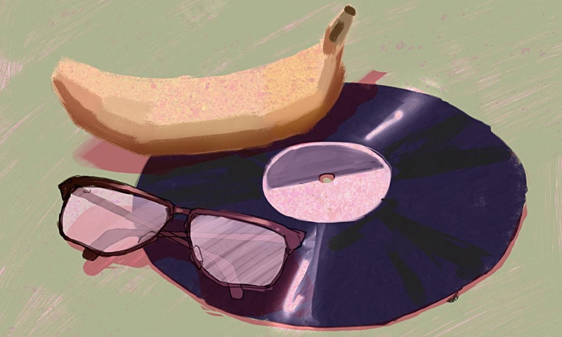 Swinging with Sartre: Jazz Is Like Bananas