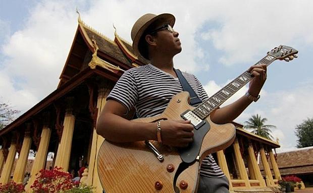 Vangthanousone Bouaphanh: Lao Jazznova