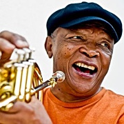 "Read ""Audioguide: Hugh Masekela Mix"" reviewed by Emily Jones"