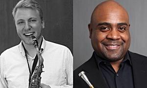 Jazz article: Chris Oatts Quintet featuring Terell Stafford at Chris' Jazz Café