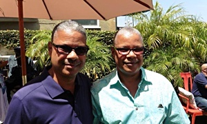 Read Meet The JazzTwins, Arnold and Donald Stanley