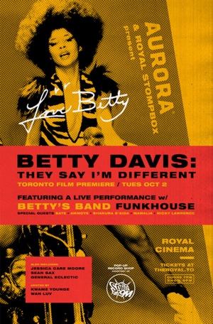 "Read ""Betty Davis: They Say I'm Different"" reviewed by Walter Atkins"