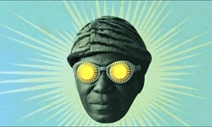 Interview with Sun Ra Nuclear War: A Smooth Soundtrack to the Apocalypse