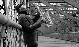 Jazz article: Restraint: Chianti Classico Meets Sonny Rollins
