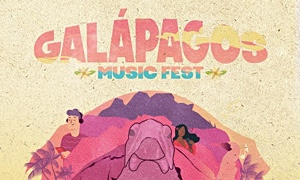 Cristina Morrison launches the first edition of the Galapagos Music Fest