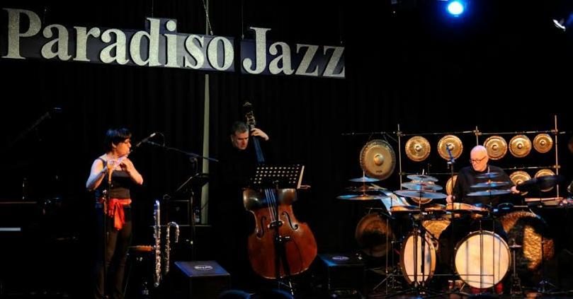 Andrea Centazzo: West Coast Chamber Jazz Trio