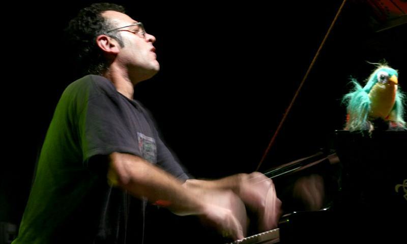 Fabrizio Puglisi: fra Africa, jazz e suoni analogici