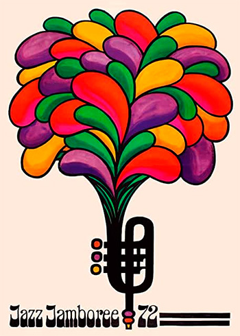 Jazz Festival Posters, Classic Prints, Jazz Paintings and more!