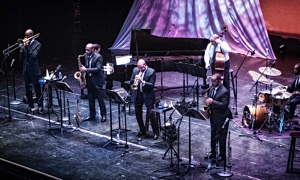 Interview with The Wynton Marsalis Septet at The Sandler Center for the Performing Arts