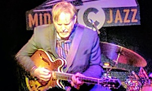 Dave Stryker Quartet At Middle C Jazz