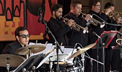 "Interview with University of the Arts ""Z"" Big Band: Jumpin' at the Monterey Jazz Festival"