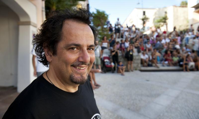Enzo Favata: direttore artistico del festival Musica Sulle Bocche