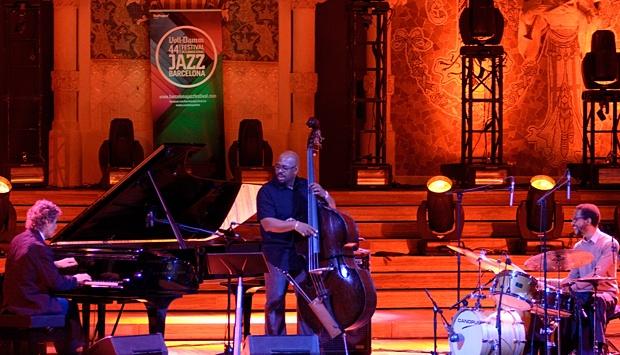 Barcelona Voll-Damm Jazz Festival: Barcelona, Spain, November 24-30, 2012