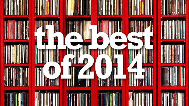 I dischi del 2014