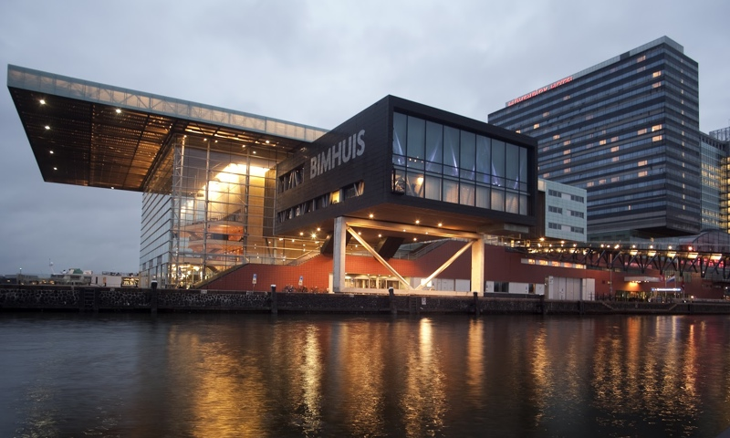 Bimhuis at 40: Older, Better, Business as Usual