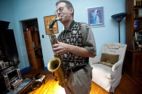 Bobby Zankel: Peaceful Jazz Warrior