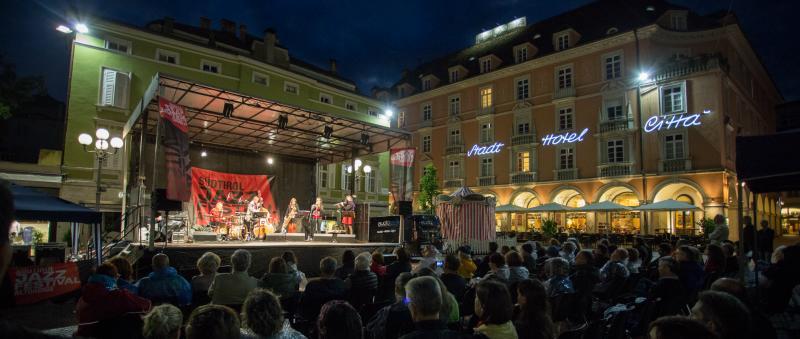 Südtirol Altoadige Jazz Festival 2014