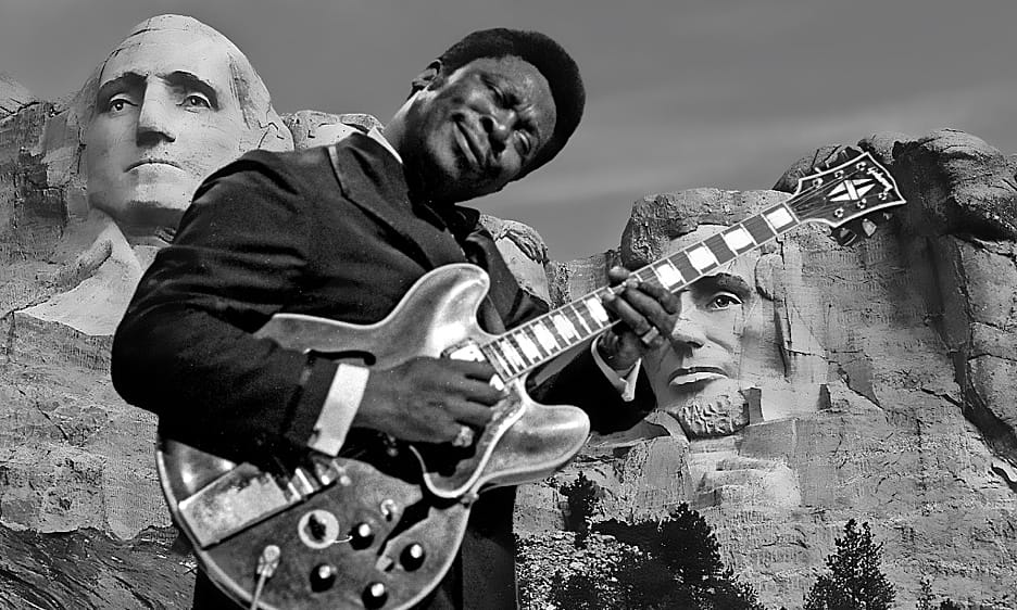 B.B. King: Through the Years