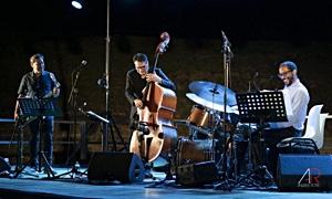Interview with John Patitucci Trio Featuring Chris Potter and Brian Blade at Anfiteatro romano di Suasa
