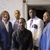 "Read ""Brian Blade and the Fellowship Band at Sculler's Jazz Club"" reviewed by"