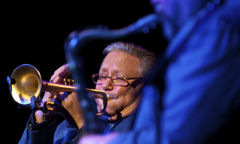 Arturo Sandoval at the Blue Note