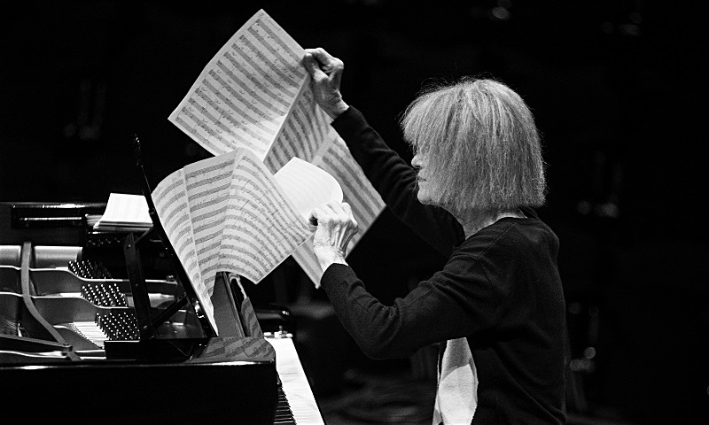 Carla Bley: Shoe Leather, Mystery & Moxie