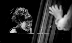 Hiromi and Edmar Castaneda at Blue Note Milano